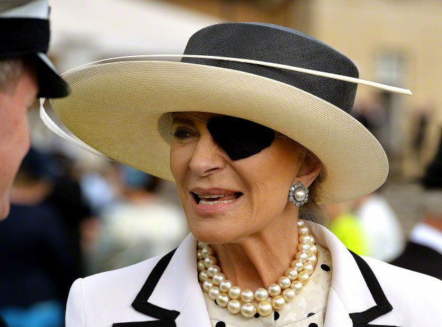 Princess Michael, May 28, 2015 | Royal Hats
