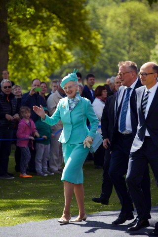 Queen Margrethe, May 23, 2015 | Royal Hats