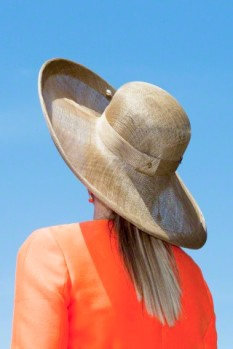 Queen Máxima, June 2, 2015 in Fabienne Delvigne | Royal Hats