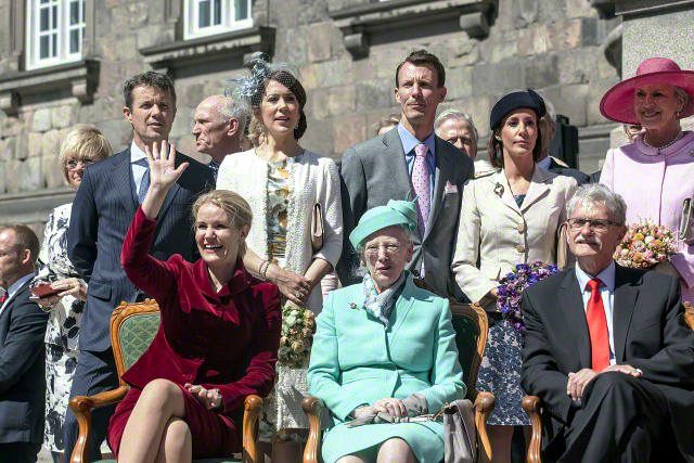 Princess Benedikte, June 5, 2015 | Royal Hats