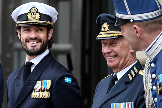 Prince Carl Philip, June 6, 2015 | Royal Hats
