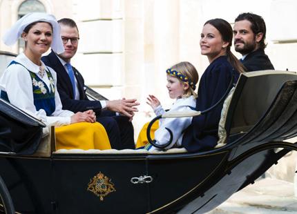 Princess Estelle, June 6, 2015   Royal Hats