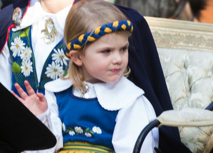Princess Estelle, June 6, 2015 | Royal Hats