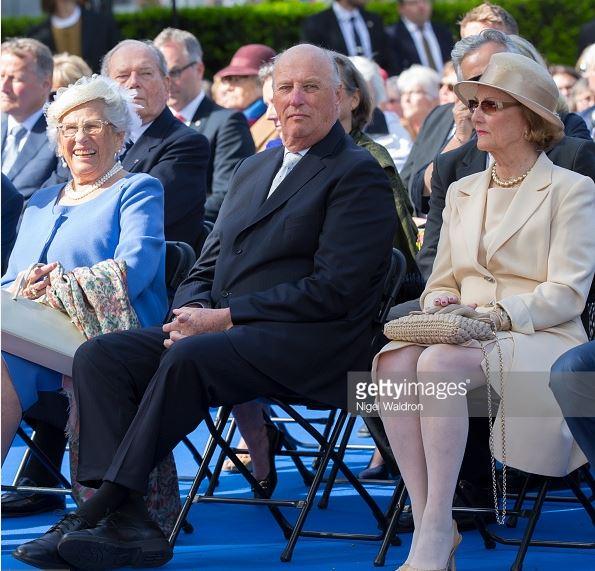 Queen Sonja, June 7, 2015 | Royal Hats