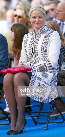 Princess Mette-Marit, June 7, 2015 | Royal Hats