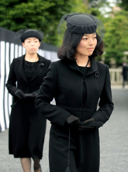 Princess Yoko and Princess Akiko of Mikasa, June 8, 2015 | Royal Hats