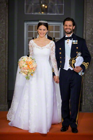 Prince Carl Philip and Sofia Hellqvist, June 13, 2015 | Royal Hats