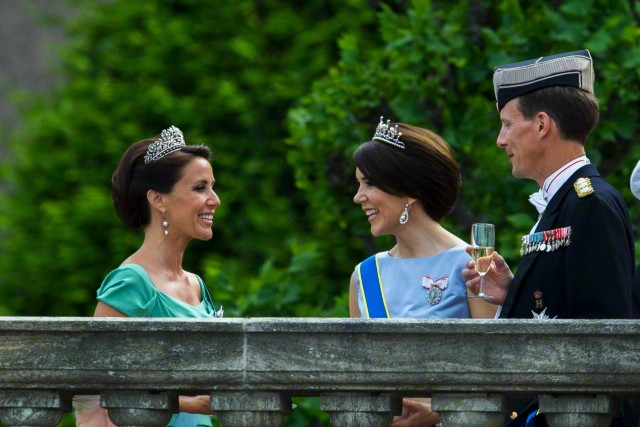 Princess Marie and Princess Mary, June 13, 2015 | Royal Hats