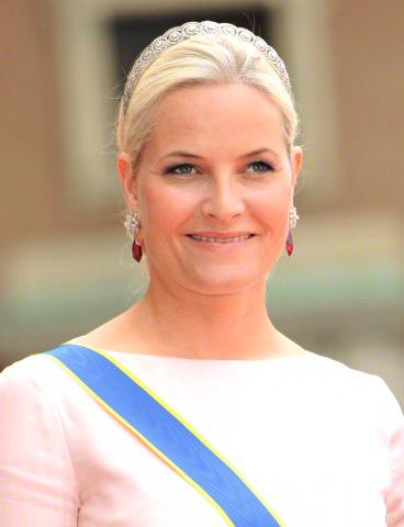 Crown Princess Mette-Marit, June 13, 2015 | Royal Hats