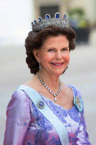 Queen Silvia, June 13, 2015 | Royal Hats