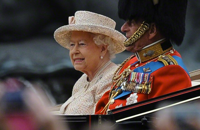Queen Elizabeth, June 13, 2015 in Angela Kelly | Royal Hats