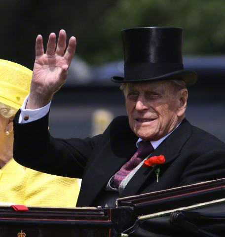 Prince Philip, June 19, 2015 | Royal Hats