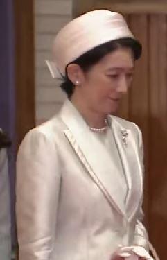 Princess Kiko, June 26, 2016 | Royal Hats