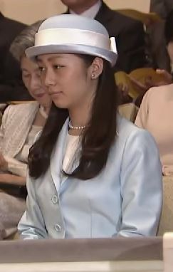 Princess Kako, June 26, 2016 | Royal Hats