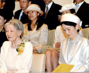 Princess Tsuguko and Princess Hisako, June 26, 2016   Royal Hats