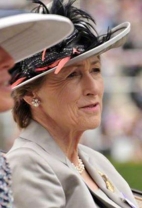 Duchess of Devonshire, June 16, 2015 | Royal Hats