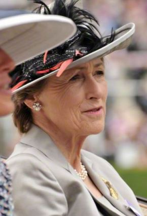 Duchess of Devonshire, June 16, 2015 | Royal Hats