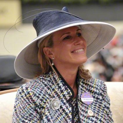 Lady Grimthorpe, June 16, 2015   Royal Hats