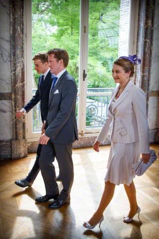 Princess Stèphanie, June 17, 2015 | Royal Hats