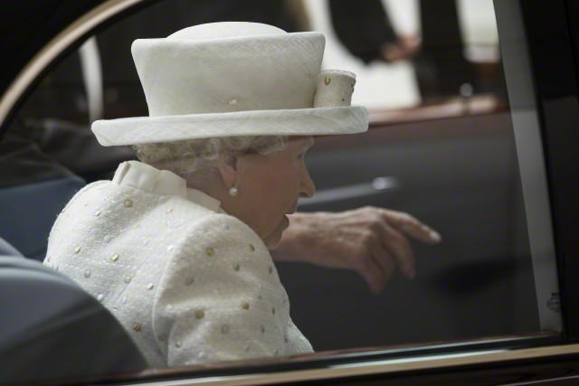 Queen Elizabeth, June 24, 2015 in Angela Kelly | Royal Hats