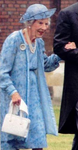 Queen Ingrid, July 1, 1995   Royal Hats