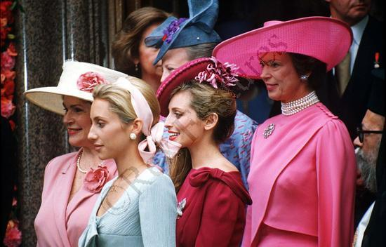 Princess Benedikte, July 1, 1995 | Royal Hats