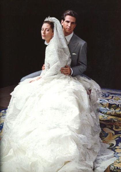 Crown Prince Pavlos and Marie-Chantal Miller, July 1, 1995 | Royal Hats
