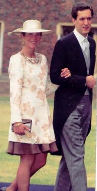 Infanta Elena, July 1, 1995   Royal Hats