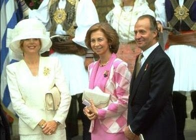 Queen Noor, July 1, 1995 | Royal Hats