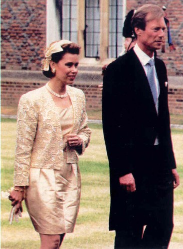 Hereditary Grand Duchess Maria Teresa, July 1, 1995 | Royal Hats
