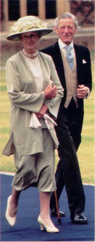 Princess Alexandra of Kent, July 1, 1995 | Royal Hats