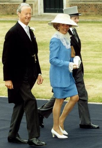 Duchess of Marlborough, July 1, 1995 | Royal Hats