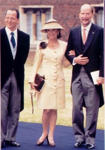 Queen Marie, July 1, 1995 | Royal Hats