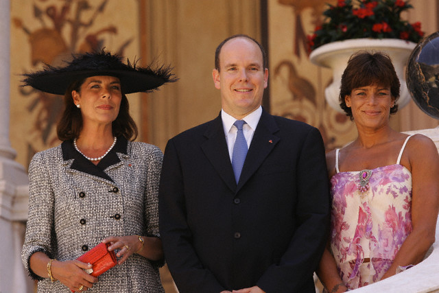 HRH Prince Albert II of Monaco - Official Coronation Picture