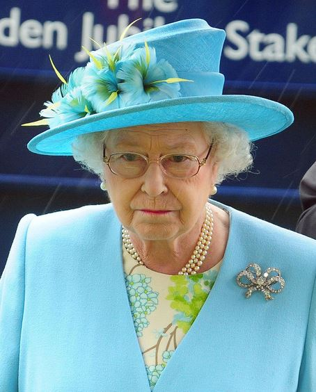 Seeing Triple Queen Elizabeth Royal Hats
