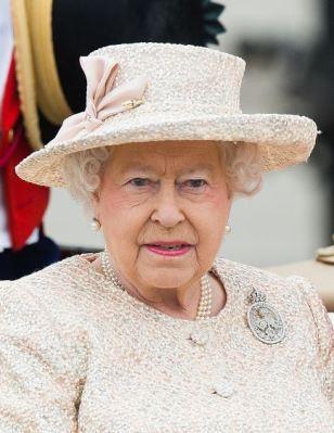 Queen Elizabeth, June 13, 2015 in Angela Kelly | Royal Hats