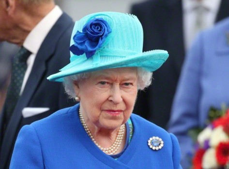 Queen Elizabeth, June 23, 2015 in Angela Kelly | Royal Hats