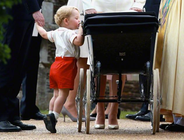 Prince George, July 5, 2015