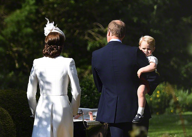 Duke and Duchess of Cambridge and family, July 5, 2015 | Royal Hats