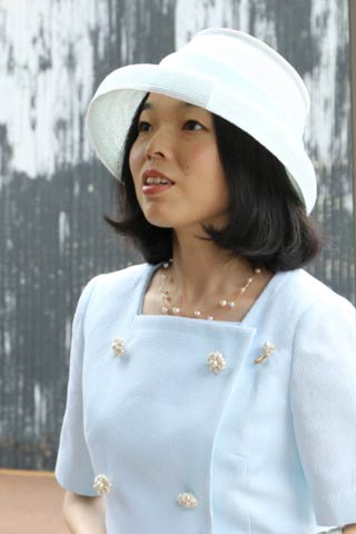 Princess Akiko, July 20, 2015 | Royal Hats