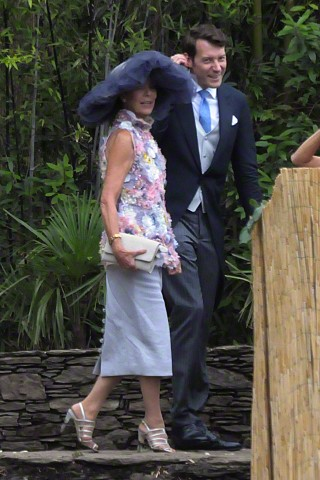 Princess Caroline, August 1, 2015 | Royal Hats