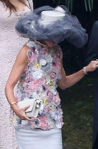 Princess Caroline, August 1, 2015 | Royal Hats