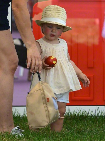 Mia Tindall, August 8, 2015 | Royal Hats