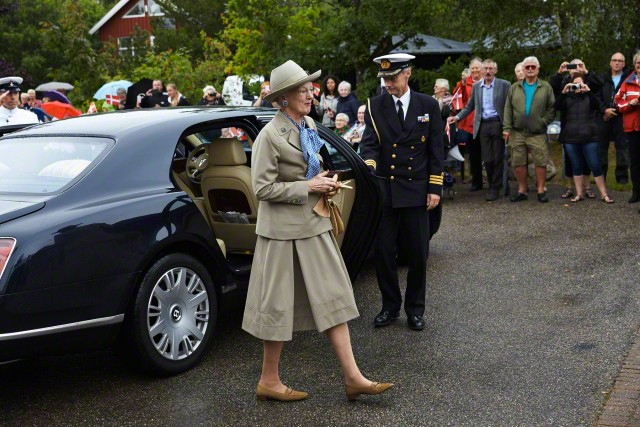 Queen Margrethe, August 31, 2015 | Royal Hats