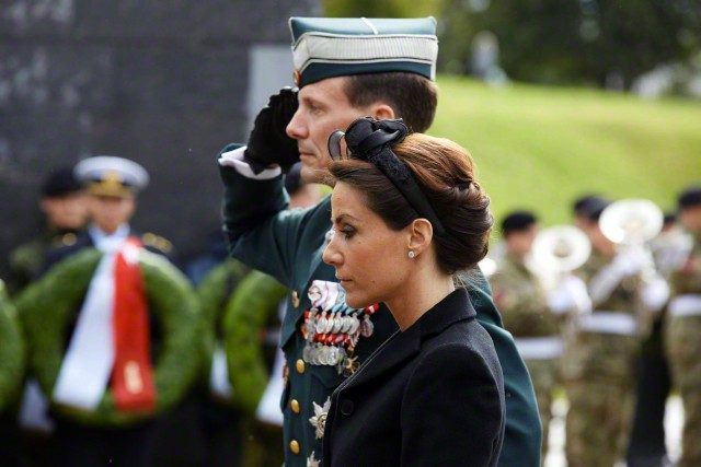 Princess Marie, September 5, 2015 | Royal Hats