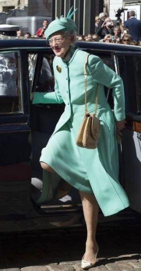 Queen Margrethe, September 6, 2015 | Royal Hats