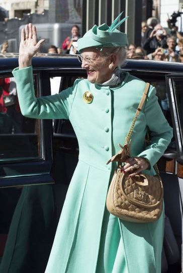 Queen Margrethe, September 6, 2015 | Royal Hats