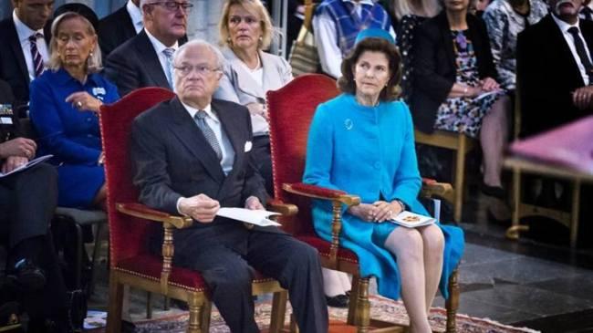 Queen Silvia, September 6, 2015 | Royal Hats