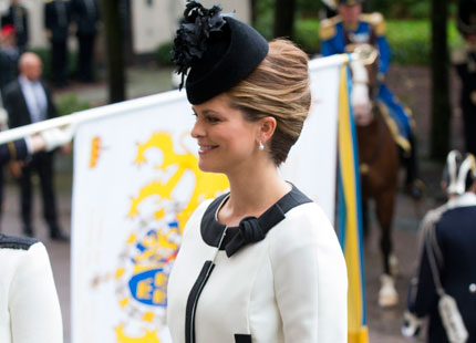 Princess Madeleine, September 15, 2015 | Royal Hats