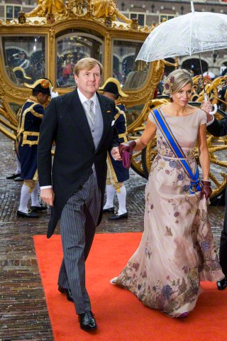Queen Máxima, September 15, 2015 in Jan Taminiau | Royal Hats